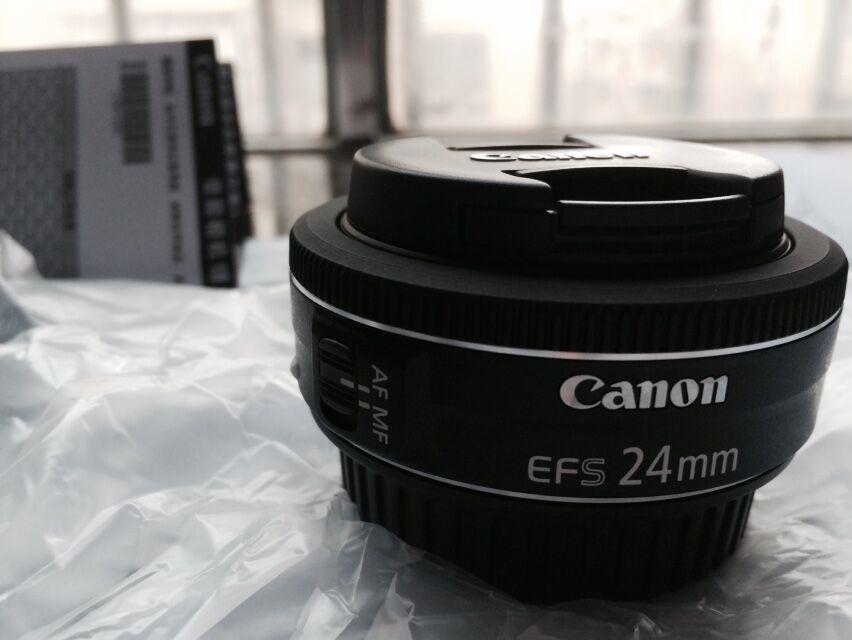 入手佳能EF-S 24mm f2.8定焦头(饼干头)